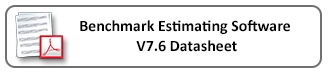 Download the Benchmark Estimating Software V 7.6 Datasheet
