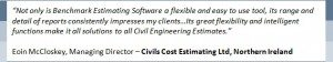 Estimating Software Testimonial