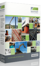 Estimating software for construction, civil, landscaping, mining and more