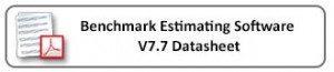 3. Benchmark Estimating Software V7.7 Datasheet