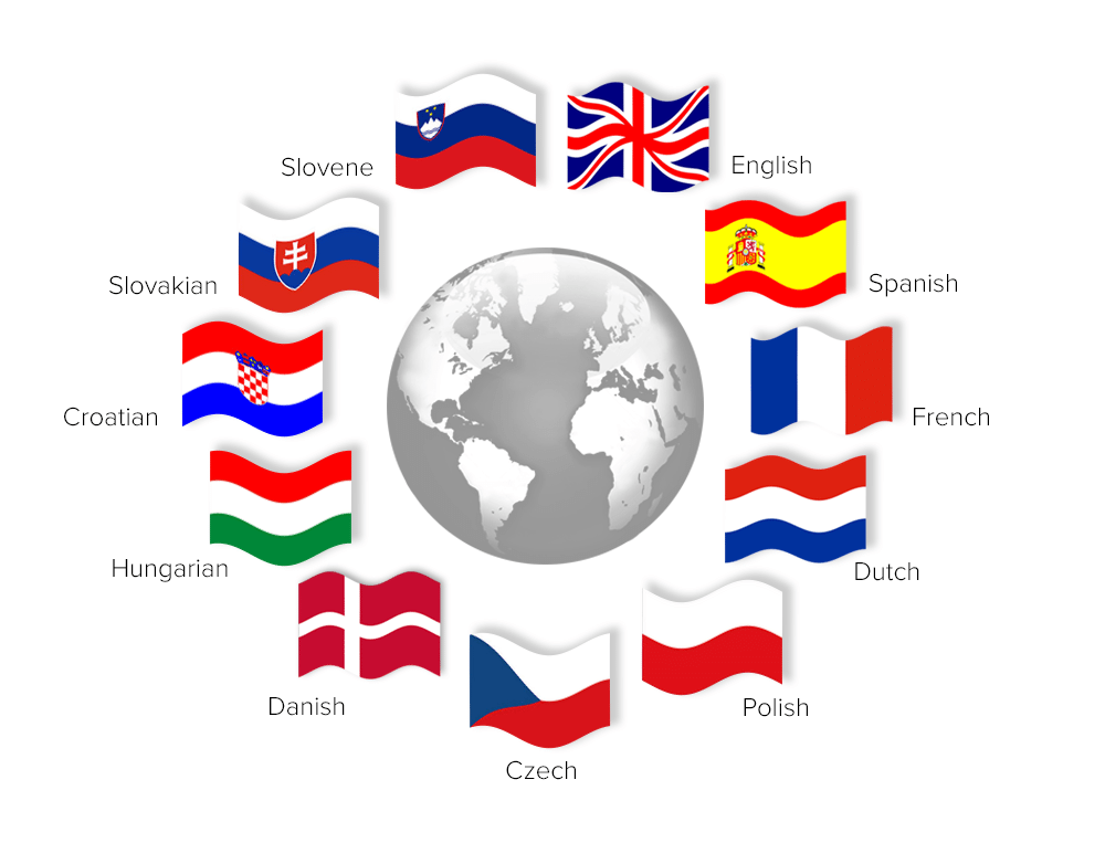 Multi-Language Packs