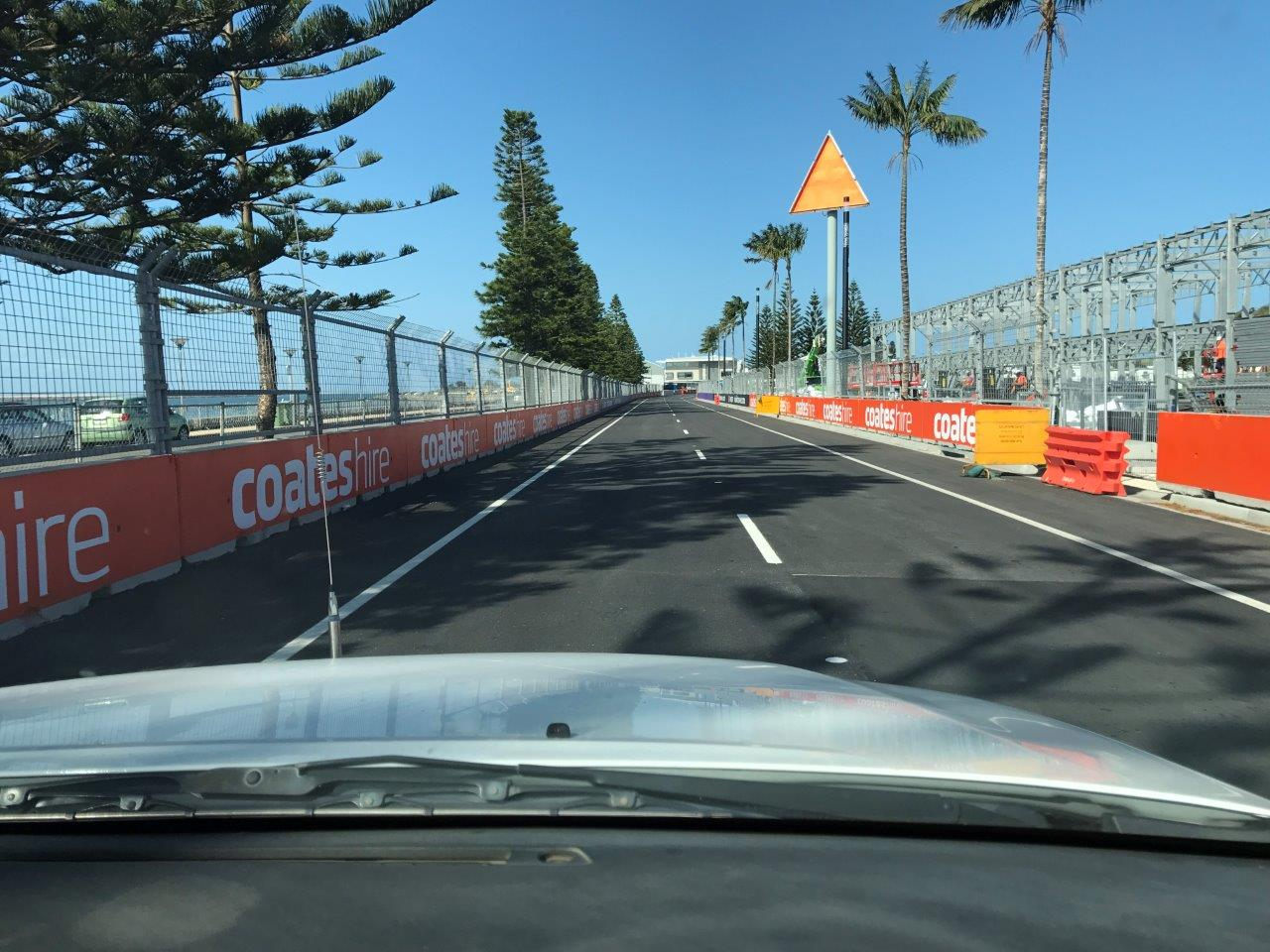 Supercars track